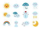 Illustration of weather