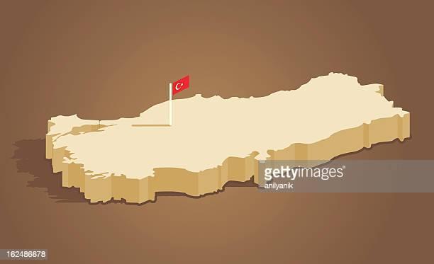 der türkei - türkei stock-grafiken, -clipart, -cartoons und -symbole