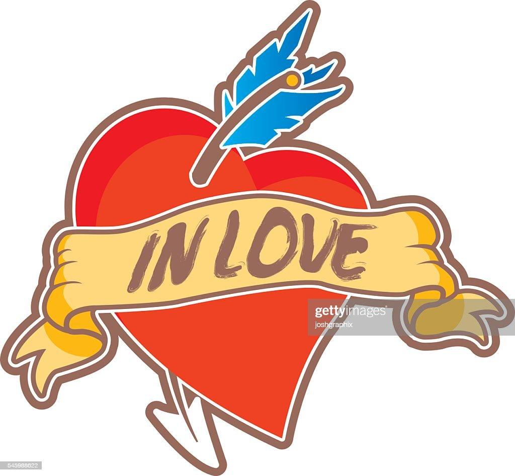 In Love – Struck by Cupid's Arrow