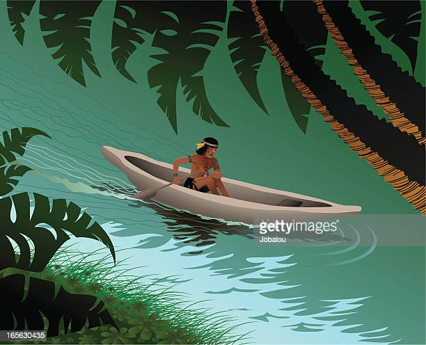 In the Amazon river
