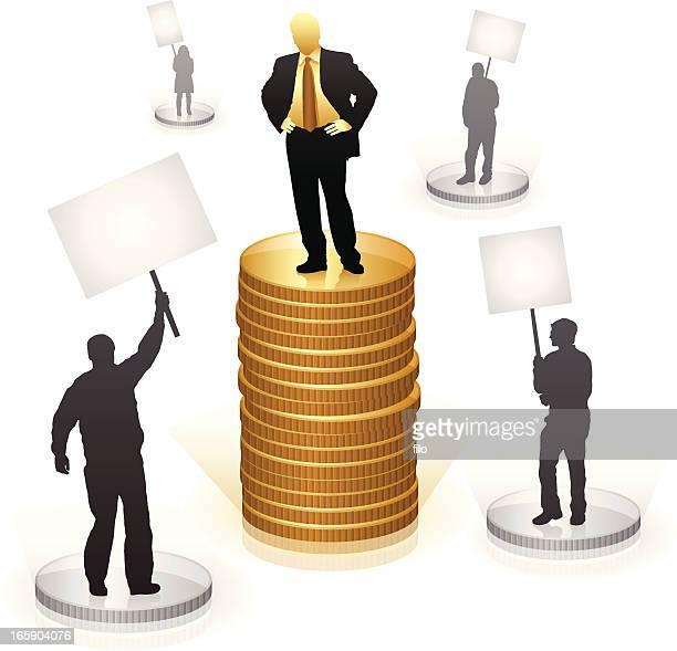 Desigualdad de ingresos
