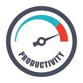 Increase Productivity Concept