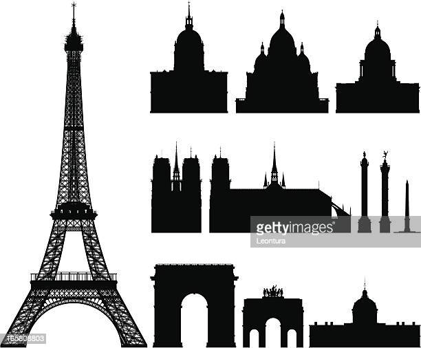 Incredibly Detailed Buildings of Paris