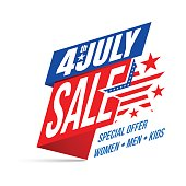 Independence day 4 th july Sale.Happy USA Independence Day 4 th July