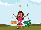 Independence Day celebration.