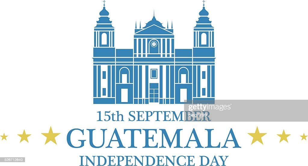 Independence Day. Guatemala