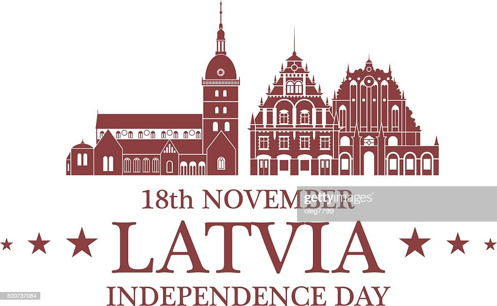 Independence Day. Latvia