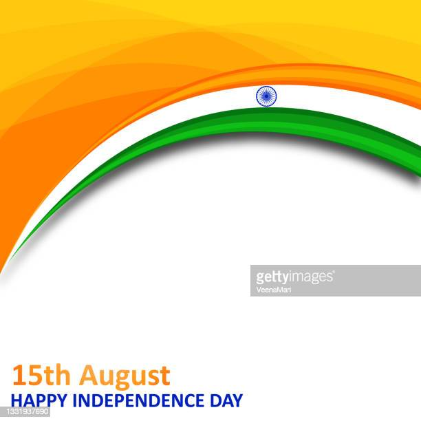 independence day of india, 15th august - independence stock illustrations