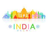 India Travel Landmarks.