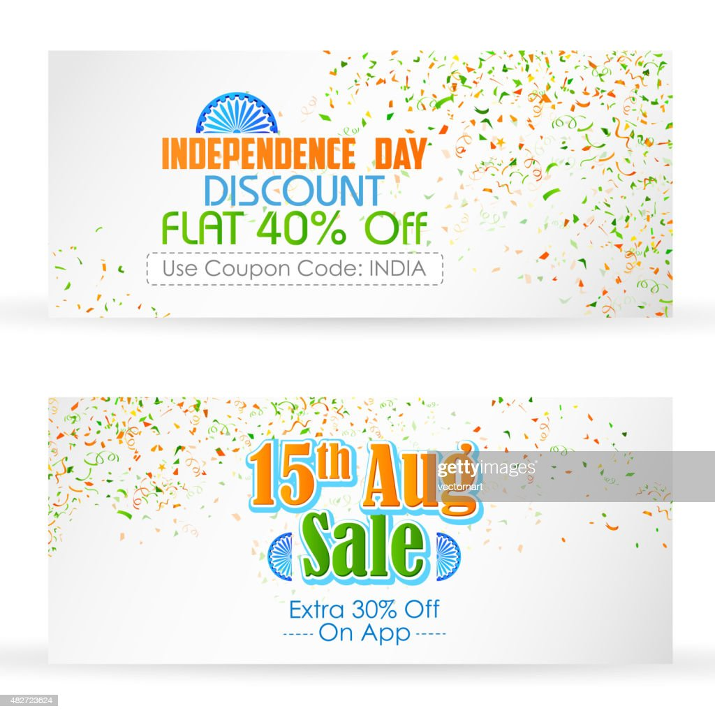 Indian banner for sale and promotion