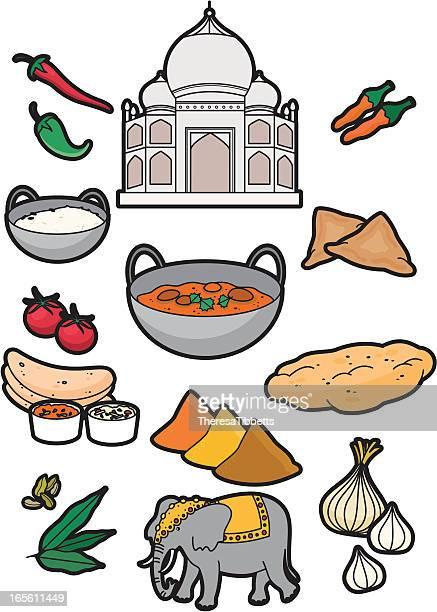 Indische food