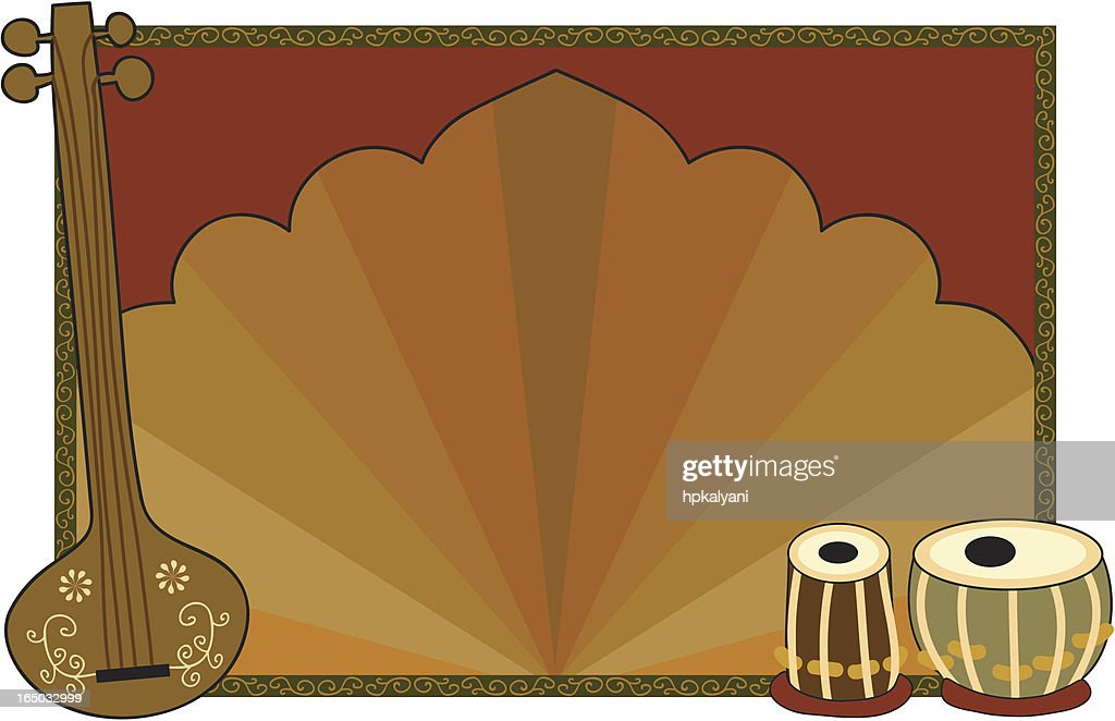 Indian Frame Vector Art | Getty Images