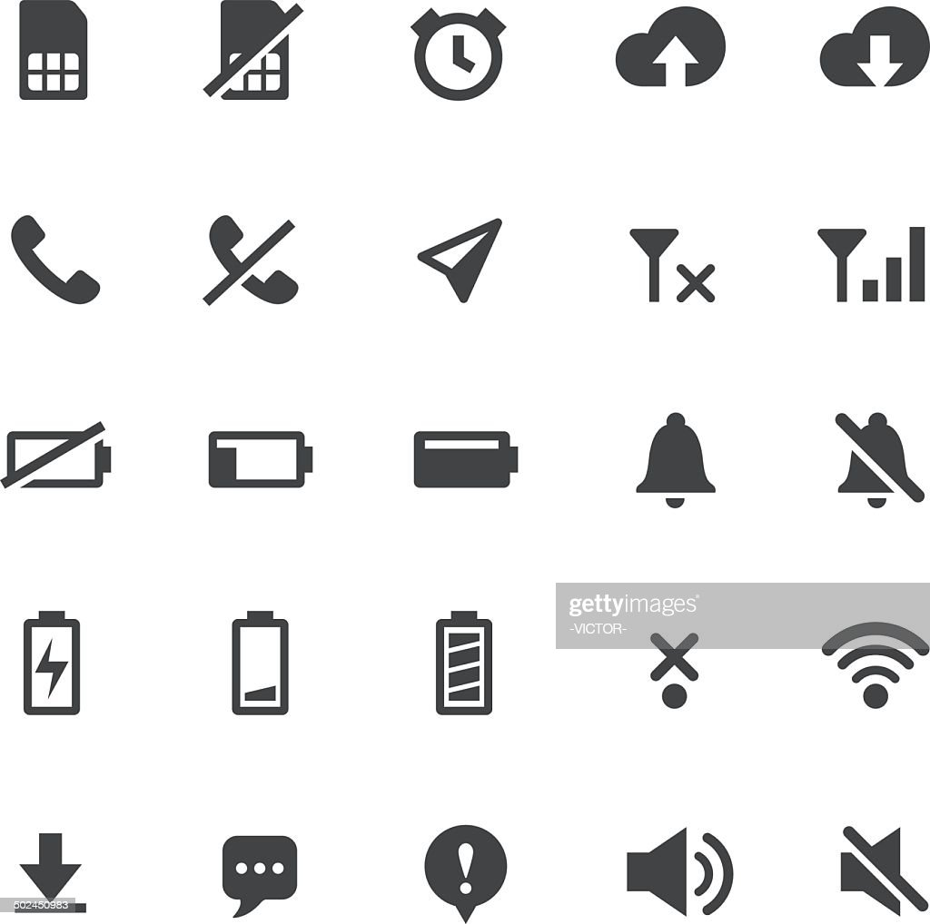 Indicator Icons - Smart Series