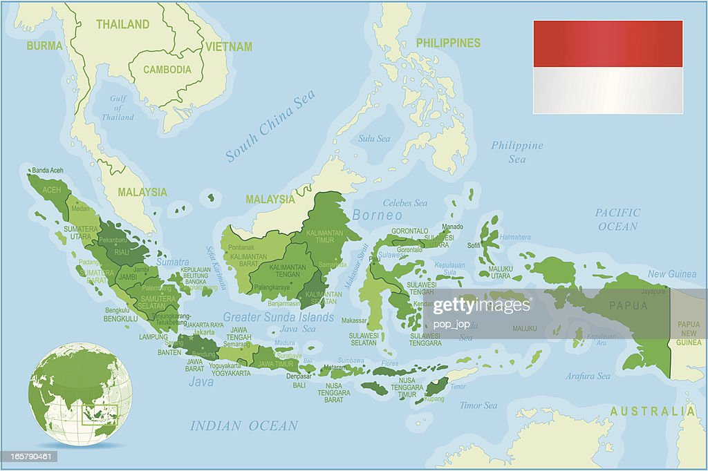 Image of: 308 Island Of Borneo High Res Illustrations Getty Images
