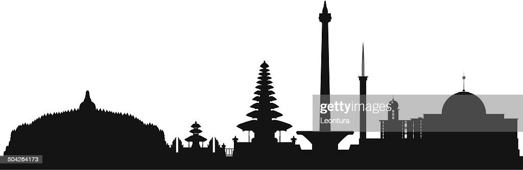 Indonesia (Complete, Detailed, Moveable Buildings)