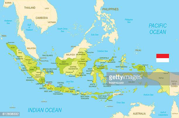 indonesia - indonesia stock illustrations