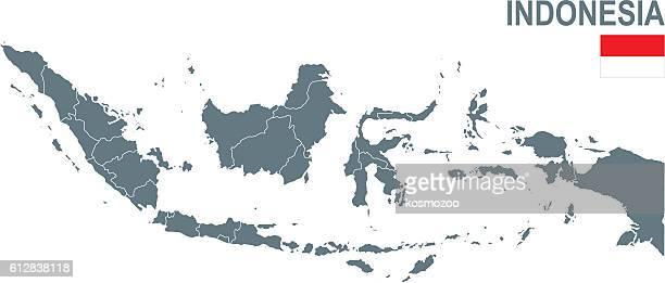 indonesian - indonesia stock illustrations