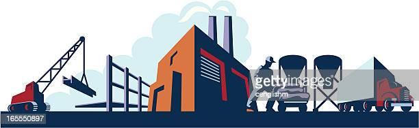 """Industrial Horizon """""""