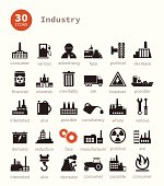 Industrial icons