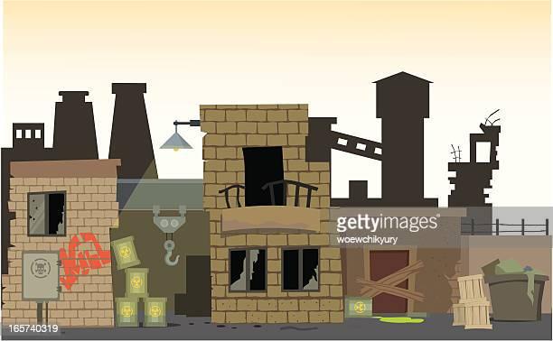 Industrial region (game level)