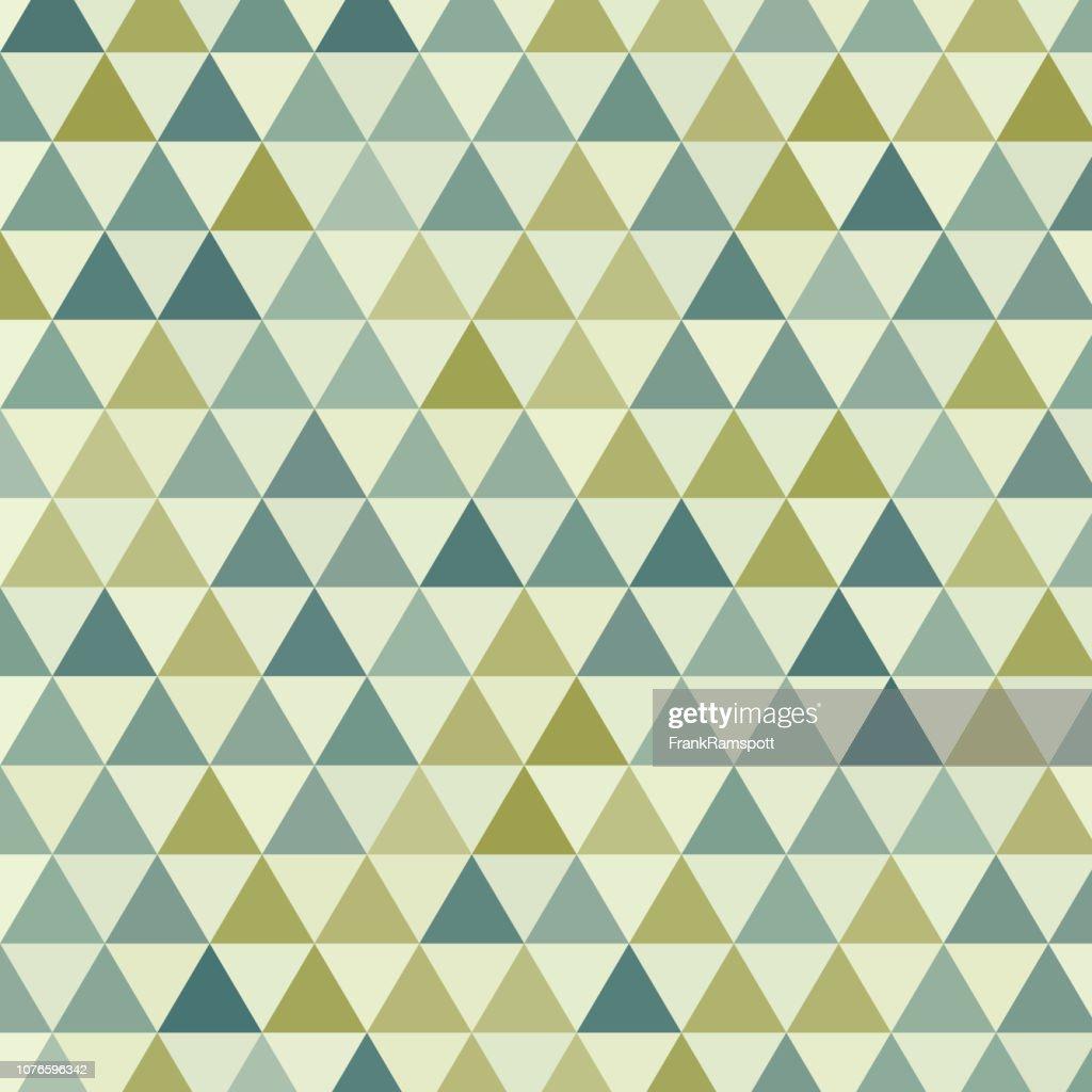 Industrie-gleichseitiges Dreieck Vektormuster : Vektorgrafik