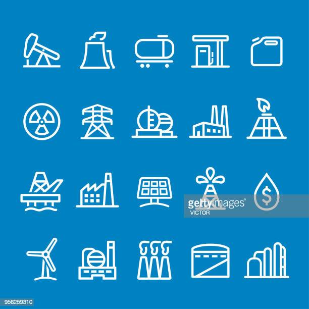 Industry Icons - Vector Smart Line Series
