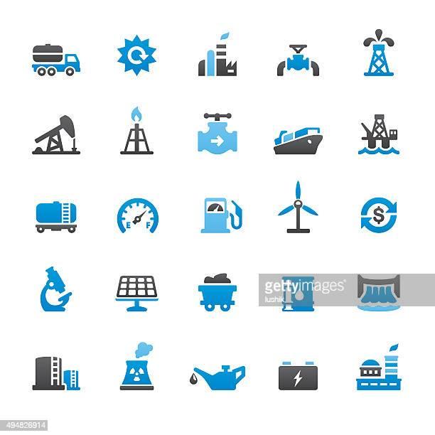 業界関連のベクトルのアイコン - 鉱業点のイラスト素材/クリップアート素材/マンガ素材/アイコン素材