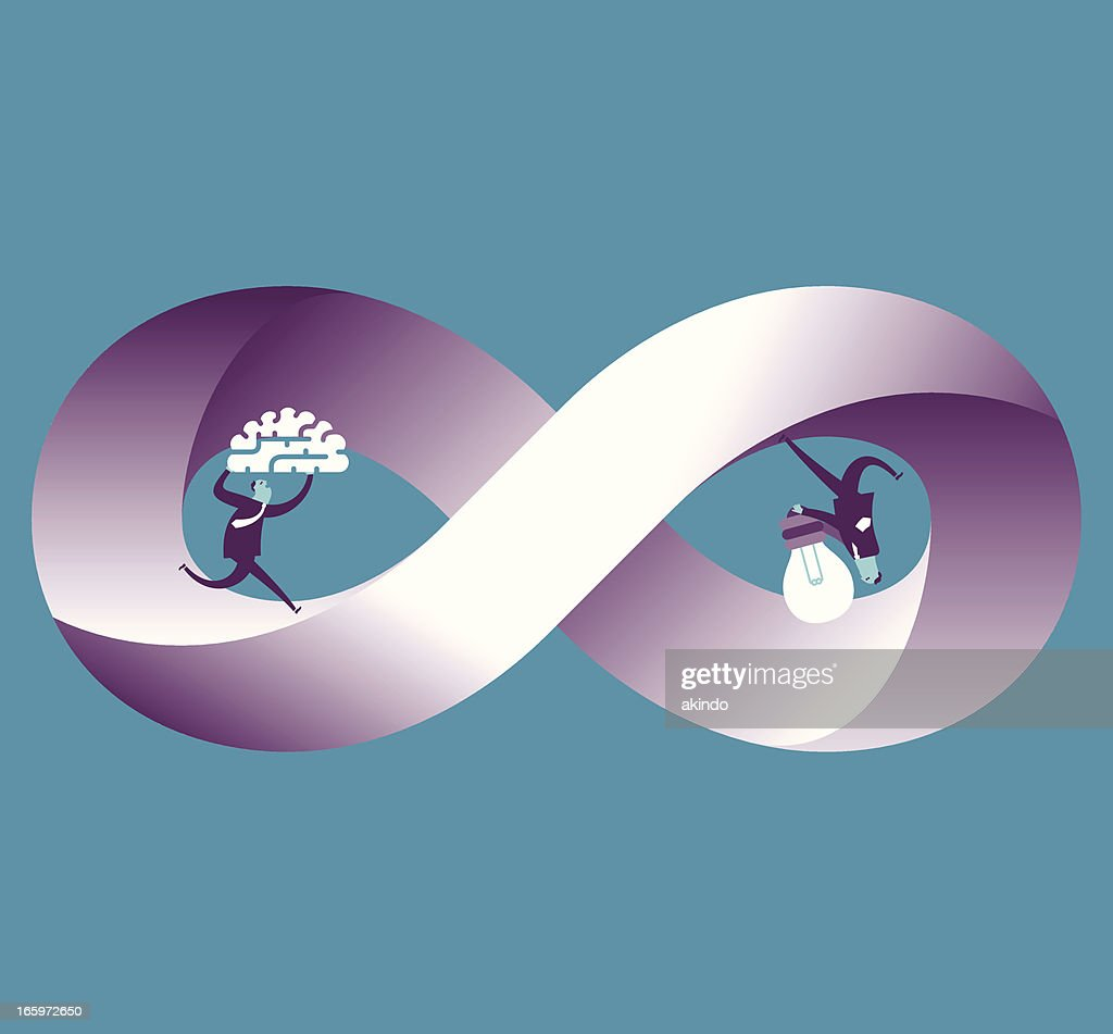 Infinite Idea High Res Vector Graphic Getty Images border=