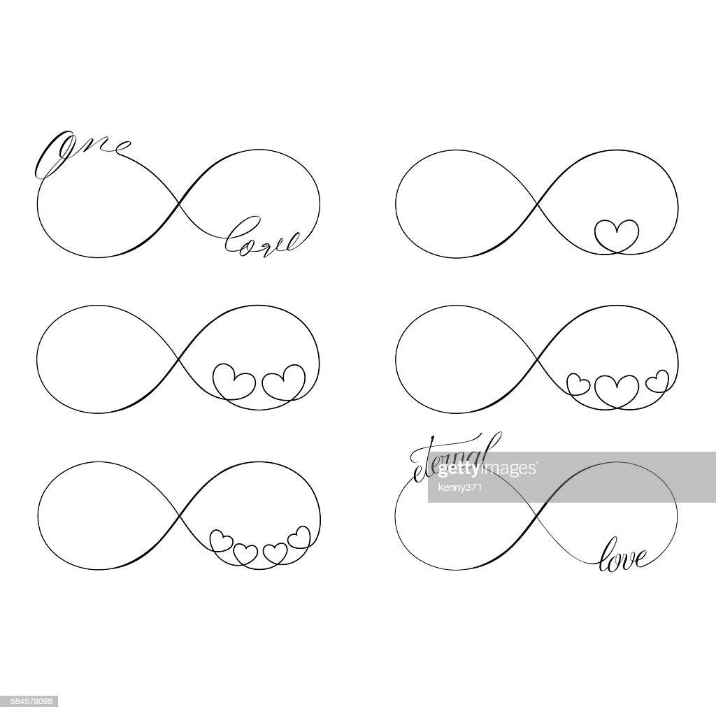 Infinity love set
