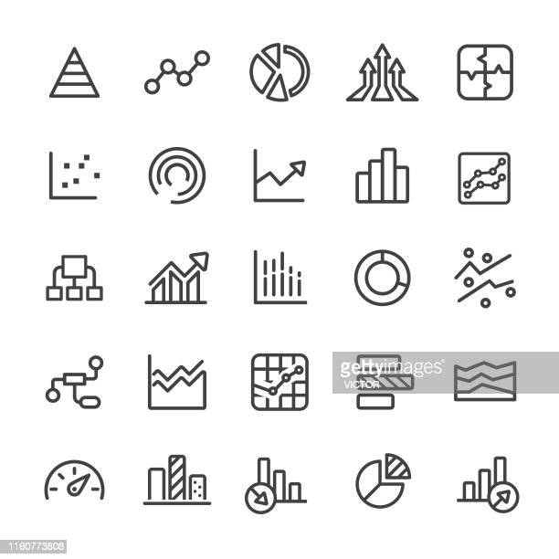 Info Graphic Icon - Smart Line Series