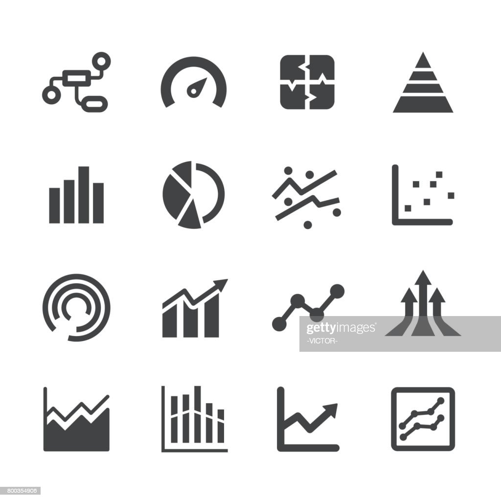 Info Graphic Icons - Acme Series : stock illustration