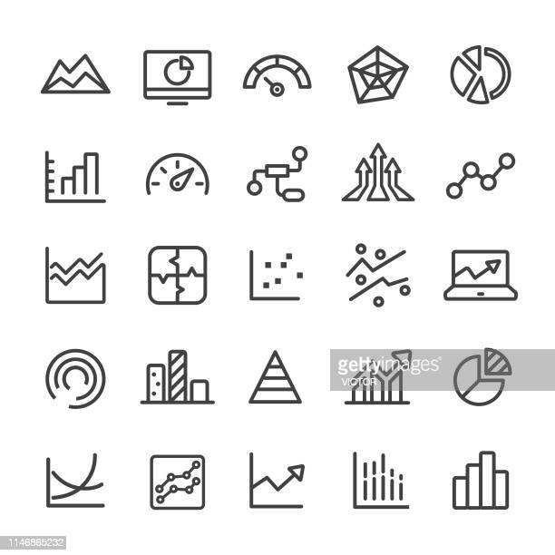 Info Graphic Icons - Smart Line Series