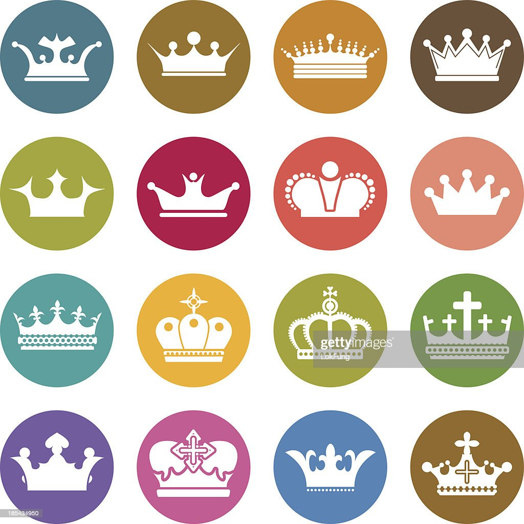 Info icon: Crown