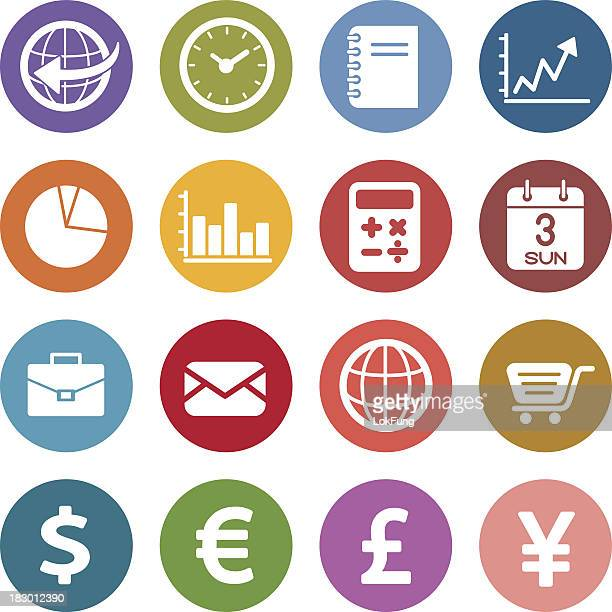 stockillustraties, clipart, cartoons en iconen met info icon: finance and currency - e mail