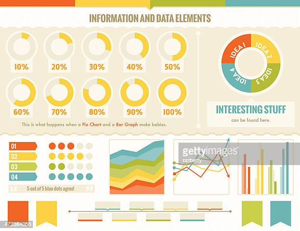 Infographic and Data Elements