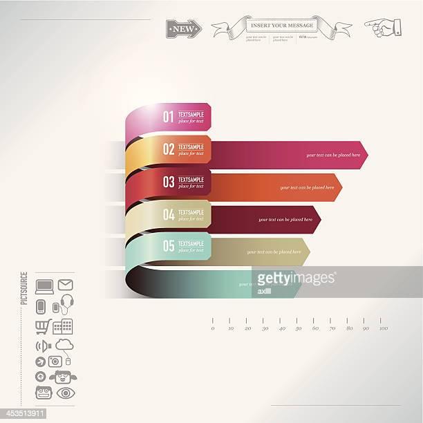 infografik bar chart - balkendiagramm stock-grafiken, -clipart, -cartoons und -symbole