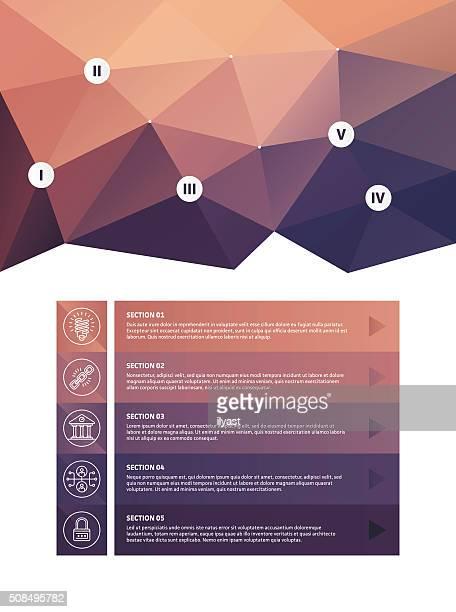 ilustraciones, imágenes clip art, dibujos animados e iconos de stock de fondo abstracto infografías - social grace