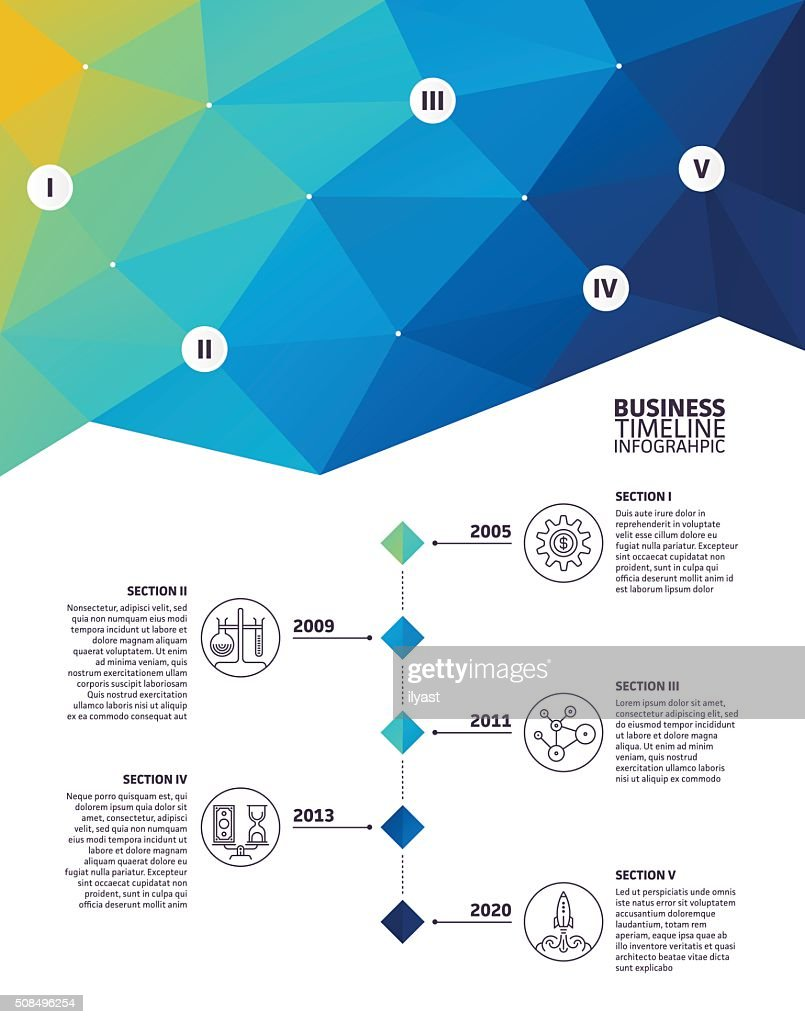 Infographic Elements Abstract Background : stock illustration