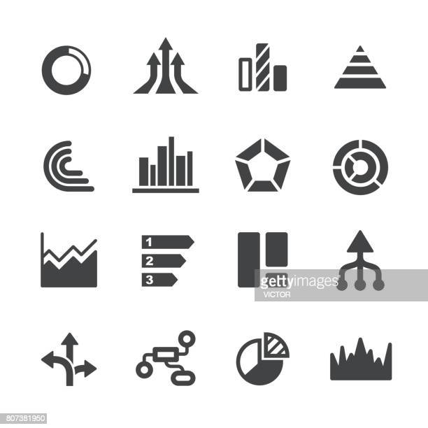 Infographic Elements Icons - Acme Series