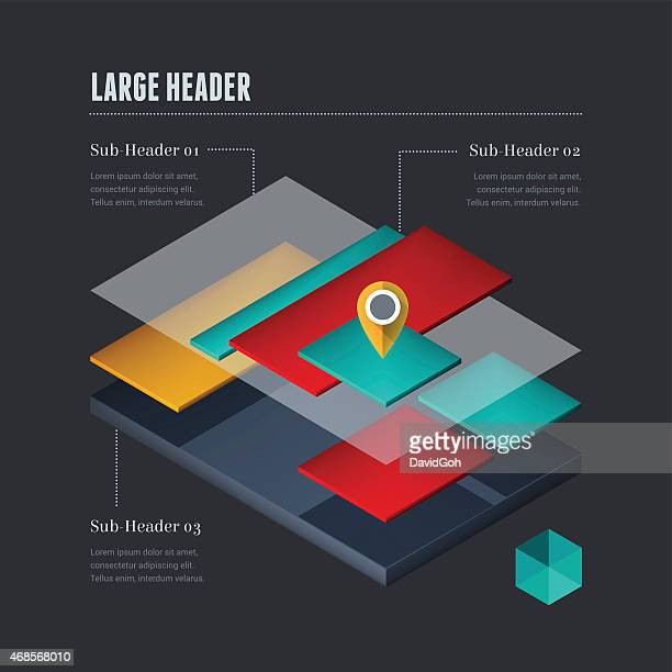 Infografik-Elemente-Lagen-Elemente