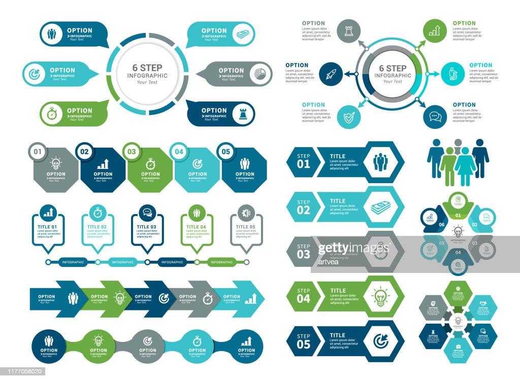 Infografik Elemente : Stock-Illustration