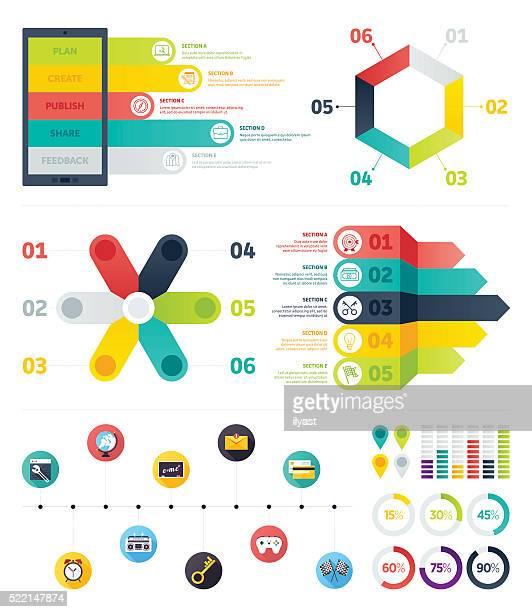 Infográfico elementos