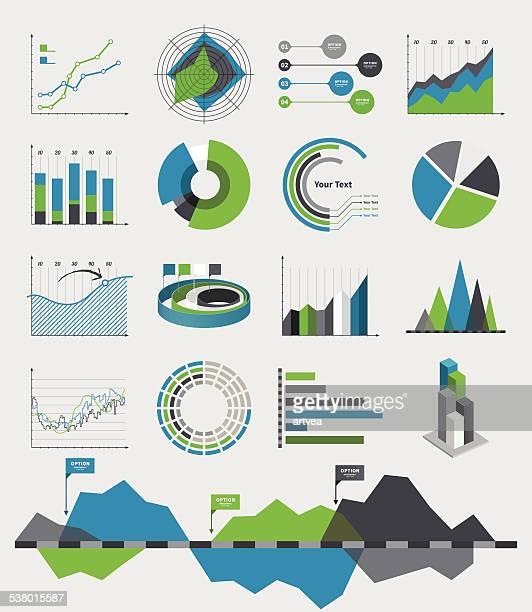 infografik-elemente - diagramm stock-grafiken, -clipart, -cartoons und -symbole