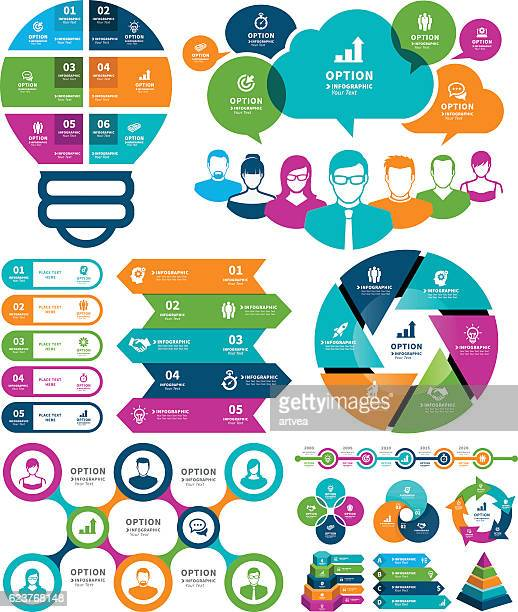 Éléments infographiques