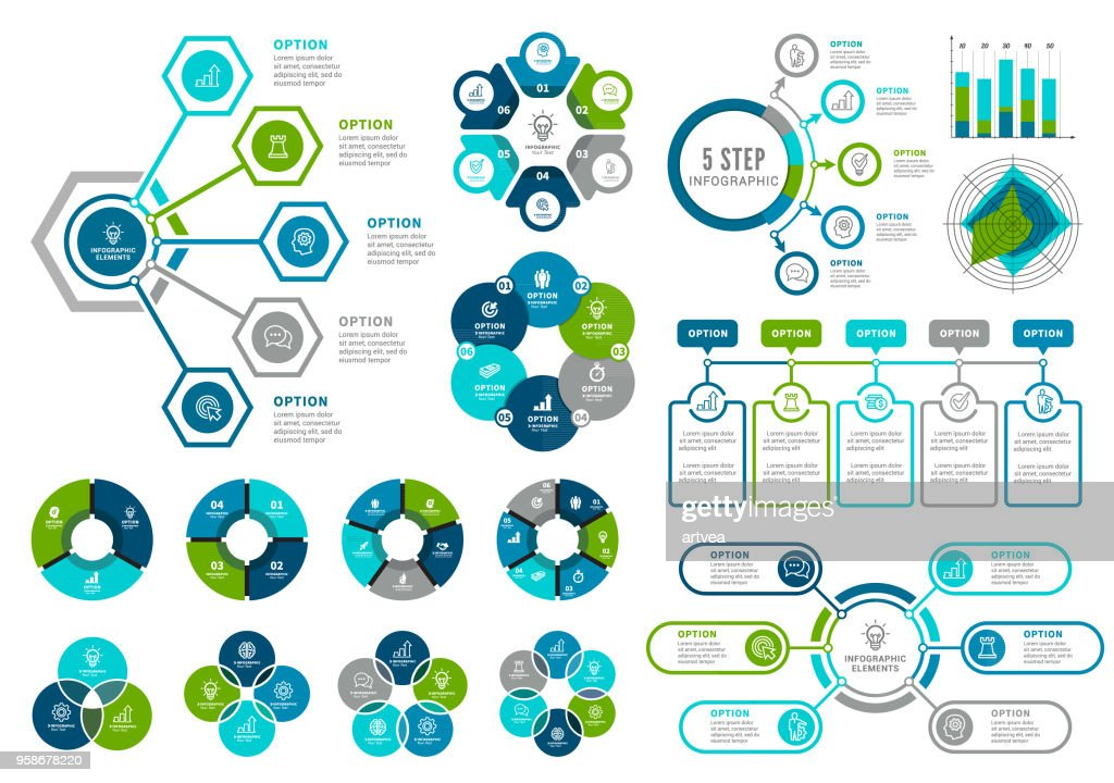 Infografik-Elemente  : Stock-Illustration