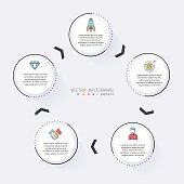 Infographic Templates for Business. Can be used for website layo