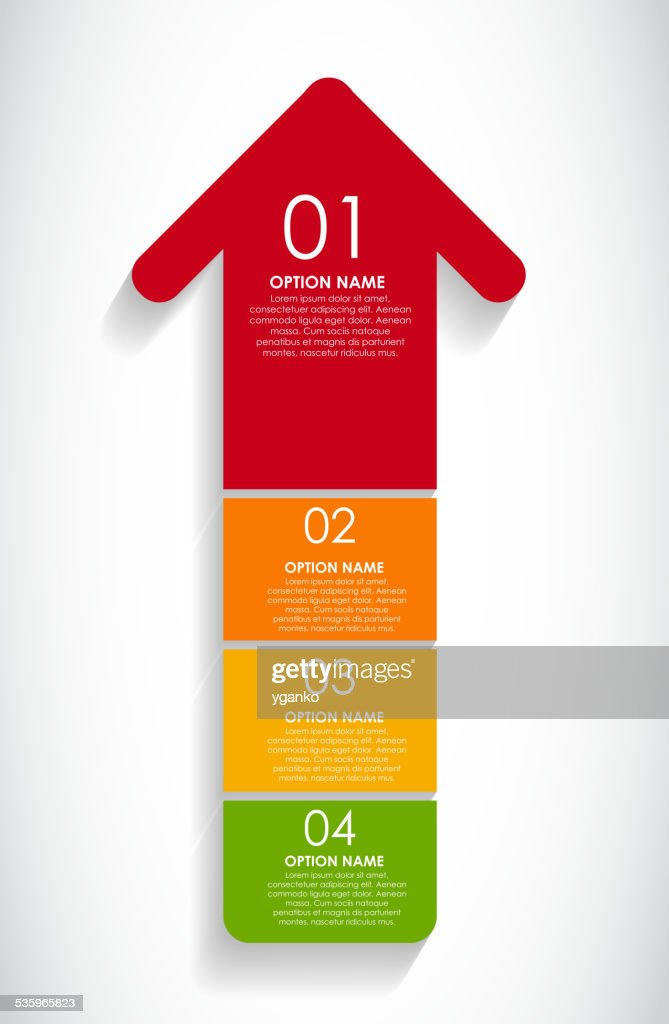 Infographic Templates for Business Vector Illustration : Vector Art