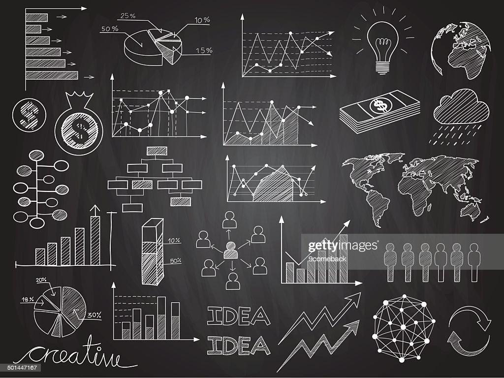 infographics doodles