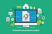 Information processing and analysis