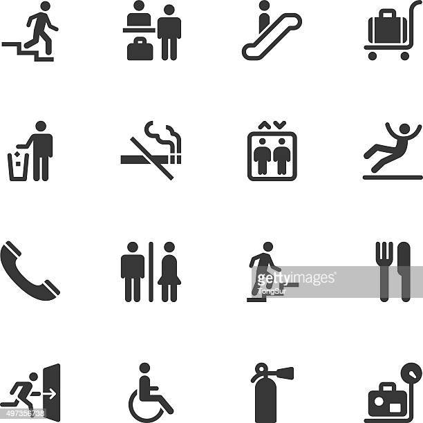 Information sign icons - Regular